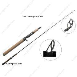 Nouveau ! Le moulage de cannes à pêche FUJI Guide de ligne de joint torique, 24 tonnes de moulage en fibre de carbone et de spinning Rods-One les tiges de pièce