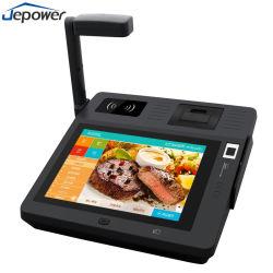 Compteur POS haut tout en un système Android de caisse d'écran tactile Terminal de Paiement