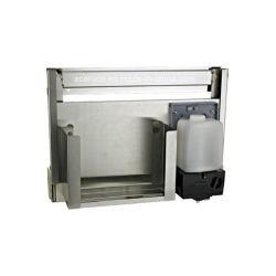 Dispensador de toalhas de papel de encaixe confinado e Sensor Dispesner sabão (pH08-323)