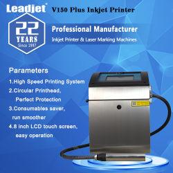 1-3 линии дата истечения срока действия/серийным номером/время Cij печатной машины на трубках/кабель