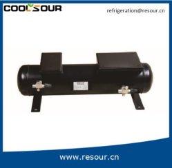 Depósito de líquido horizontal con cremallera contenedor de líquidos, Depósito de refrigeración