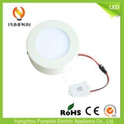 Novo Design 2020 populares LED de 6 W Luz Plana 85-265V