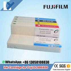 Kompatible Tinten-Kassetten FUJI-Dl-600 mit Chip 700ml. UVtoner für Fujifilm Dl600/Dl650