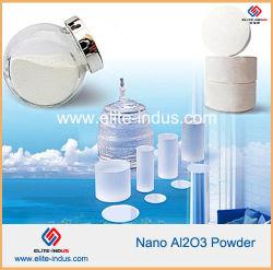 Une grande pureté 99,999% 5n'alumine Nano Poudre d'oxyde d'aluminium Al2O3