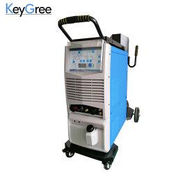 محول قوسي من نوع IG-500 نبض AC/DC من الألومنيوم Welding IGBT عاكس قوس آلة اللحام مع تبريد الماء (WSE-500)