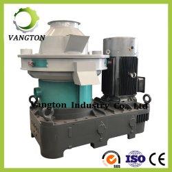 Tabletten-Produktion, die Zeile Reis-Hülse-Sägemehl-Stroh-Granulierer hölzerne Tablette Presse-Maschine prägen lässt