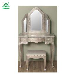 Quarto Conjuntos de qualidade superior dos fabricantes de móveis Penteadeira e espelhos