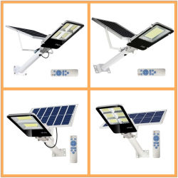 60W 100W 800W im Freien angeschaltenes Straßen-Straßen-Garten-Flut-Solarlicht der Wand-Montierungs-LED mit Panel