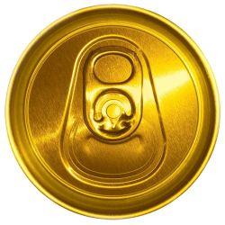 Deksels van het Aluminium van de dronkaard de Gemakkelijke Open voor Ingeblikt Voedsel, Ingeblikte Drank