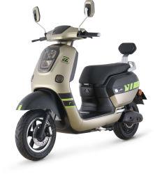 Puissante batterie 60V Scooter électrique avec téléphone USB de charge et de pneu radial (MG5)