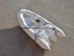 Peschereccio gonfiabile della barca della nervatura della Cina Liya 3.8m piccolo