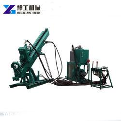 motor diésel de minería de 80m y el motor eléctrico máquina de perforación de roca