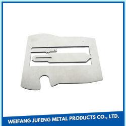 Metall, das Teil-Fabrik Soem-Aluminiumstahl gestempeltes Blech-Teil stempelt