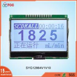 12 ピン産業用 128x64 コーググラフィック St7565 コントローラ 128*64 マトリックス FSTN ディスプレイ LCD モジュール