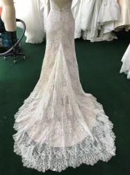 Qualitäts-französische Spitze für Hochzeits-und Partei-Kleid