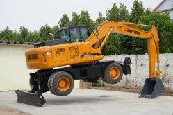 Escavatore idraulico 13ton della rotella Szl135 per macchinario minerario