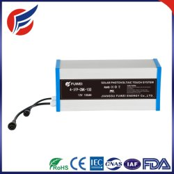 12V 100Ah Banque d'alimentation batterie rechargeable au lithium-polymère de stockage de batterie au lithium LiFePO4 Batterie Li-ion