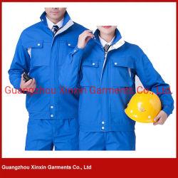 Personalizado de alta calidad Unisex Ropa de trabajo Ropa de trabajo trabajador seguridad uniformes de prendas de vestir (W679)