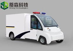 Het dichte Type paste de Elektrische MiniPatrouillewagen van de Politie aan