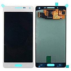 Parte de reparación de teléfonos móviles de pantalla LCD táctil OLED de Samsung A500 A5 con buena calidad