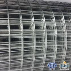 Banheira médios revestido de PVC de malha de arame soldado galvanizado electromagnética para reforço de segurança