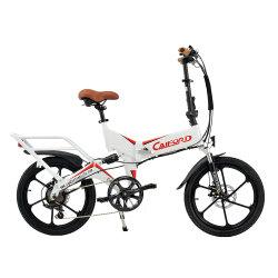 2020 يطوي [ديسك برك] درّاجة كهربائيّة لأنّ أطفال لأنّ محرّك شابّ يستعمل [إ-بيك] [موبد] مصغّرة كهربائيّة [سبدا] [ليستريك] مع راحة مقادة