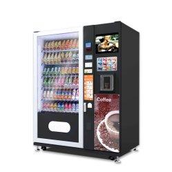De automatische Commerciële Automaat van de Snack en van de Drank