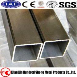 Tube carré en acier inoxydable tp 316/316304/304L/L