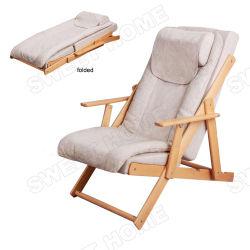 China Großhandel Elektro Ganzkörper Thai Shiatsu Vibrierend Faltbar Klein Salon Recliner Sofa Mini Faltbare Tragbare Massage-Stuhl