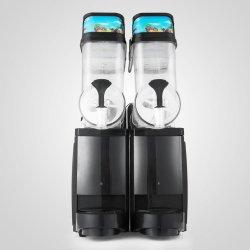 2020 Bovenkant van de Lijst 2 Machine van Granita van de Drank van de Sneeuwbrij van de Machine van de Sneeuwbrij van het Fruit van Tanks de Commerciële Maker Bevroren