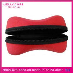 Китай EVA случае красного противоударная защитный мягкий чехол держатель солнцезащитного стекла/стекла/очки случае