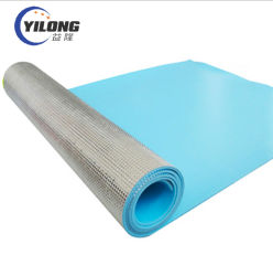 XPE met schuimlaag gecoat aluminiumfolie brandvertragende warmte-isolatie