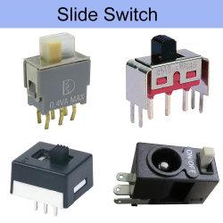 Водонепроницаемый электронных вертикальной малых миниатюрный DIP переключатель питания нажмите кнопку Micro кулисный переключатель с UL сертификат