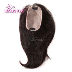Parrucca calva della parrucca dei capelli umani degli uomini del Toupee dell'uomo dei capelli di scarsità