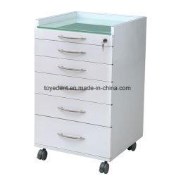 L'hôpital de haute qualité Mobilier Armoire mobile de soins dentaires