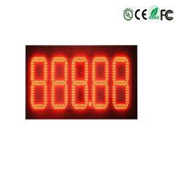 32-дюймовый Водонепроницаемый светодиодный цифровой дисплей знак для АЗС