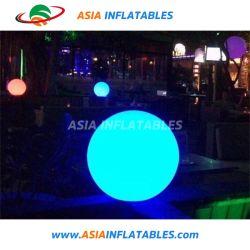 Glühende Kugel der Beleuchtung-Interaktion aufblasbare Zygote Kugel-LED für Ereignis-Masse-Stadiums-Kugel