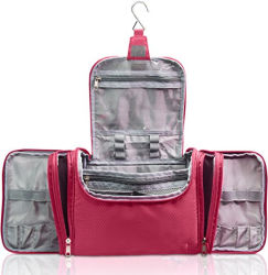 Промойте Bag много карманов поездки набор туалетных принадлежностей косметики мешок для макияжа