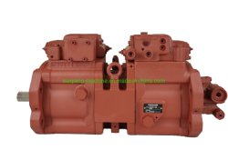 máquinas de construção Autopeças Bomba hidráulica da bomba completa para K3V63dt R130