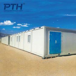 Maison avec des conteneurs préfabriqués Pre-Made personnalisé