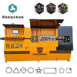 No. 2 유압 기계적인 CNC 자동적인 구부리는 기계 Rebar 벤더를 발육시키십시오