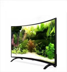 スマートな65インチ4K超曲がるOEM 4K TV HD OLED 4K