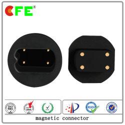Connettore di Pin bimetallico magnetico personalizzato commercio all'ingrosso del piano 4 della fabbrica