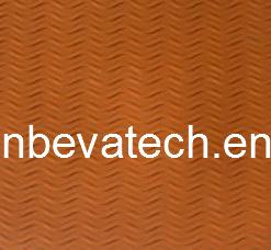 Neue Entwurf beständige Qualität kundenspezifisches strukturiertes EVA-Schuh-Sohle-Material