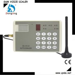 GSM de Stem AutoDialer van het Alarm (DA-911s-4)