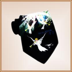 Última Hot Vender Moda Gravata impresso