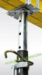Échafaudage à usage intensif de l'étayage Prop pour coffrage de dalle de béton