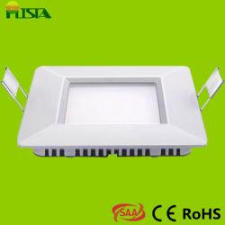 Voyants du panneau plat LED avec un carré Super Slim pour l'hôtel/foyer/Office (ST-PLMB-T-12W)