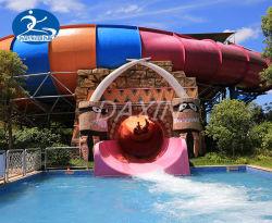 2020 Terrain de jeux extérieur Béhémoth Roller Coaster glissoire d'eau