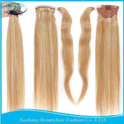 Прямой пони удлинитель Bhf волос Ponytail высокого качества в области прав